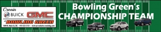 Bowling Green's Championship Team