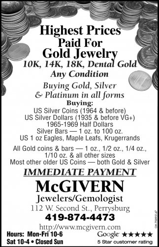 Highest Prices Paid For Gold Jewelry