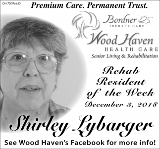 Shirley Lybarger