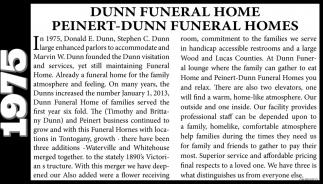 Dunn funeral home bowling green ohio