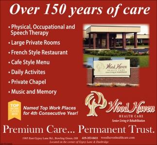 Premium Care. Permanent Trust