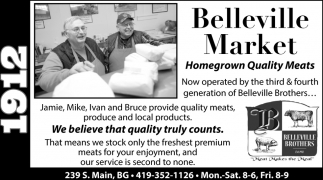 Homegrown Quality Meats
