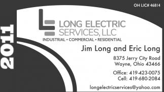 Jim Long and Eric Long