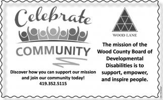 Celebrate Community