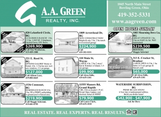 Real Estate, Real Experts, Real Results