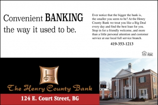Convenient Banking