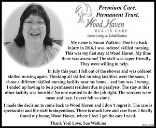 Susan Watkins