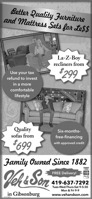 Better Quality Furniture and Mattress Sets for Less
