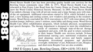 Wood Haven Health Care