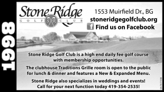 High end daily fee golf course