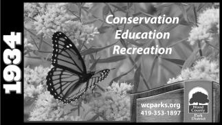 Conservation, Education, Recreation