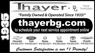 Family Owned & Operated Since 1935