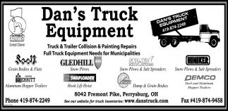 Truck & Trailer Collision & Painting Repairs