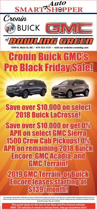 Pre Black Friday Sale!